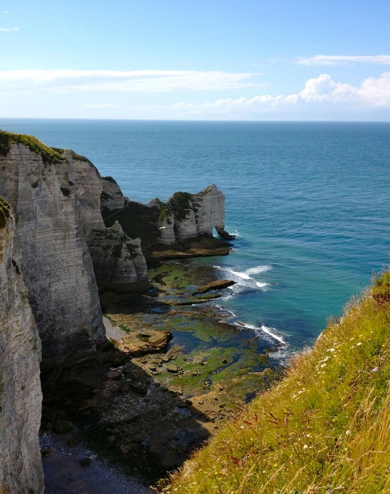 France_Etretat_Cliff