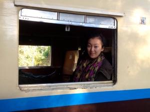Myanmar_Hsipaw_xiaolongbao takes the train